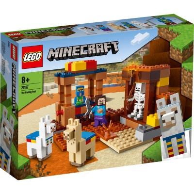 21167 LEGO® Minecraft™ - Търговски пост