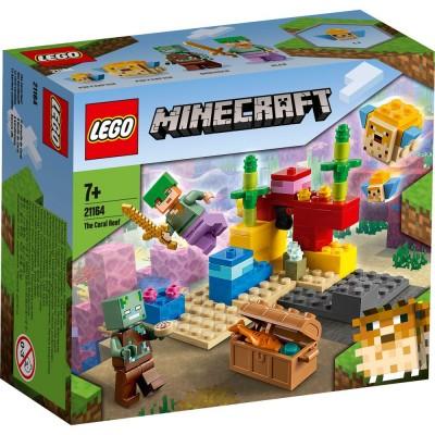 21164 LEGO® Minecraft™ - Коралов риф