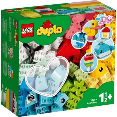 10909 LEGO® DUPLO - Кутия с форма на сърце