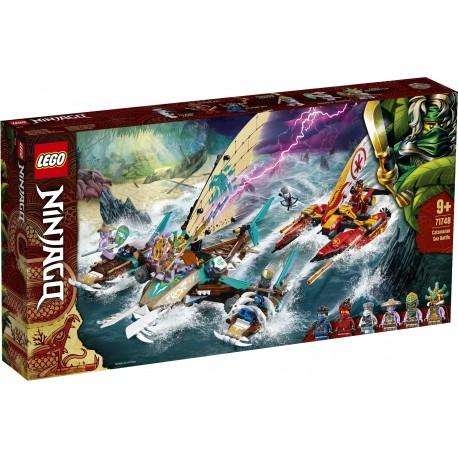 71748 LEGO® NINJAGO - Морска битка с катамаран