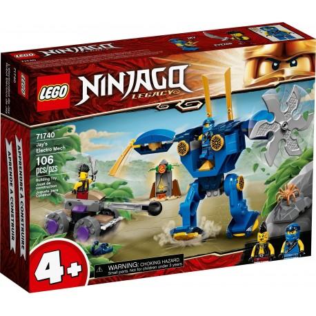 71740 LEGO® NINJAGO - Електрическият робот на Jay