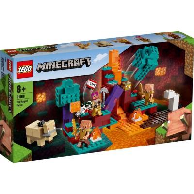 21168 LEGO® Minecraft™ - Изоставената гора