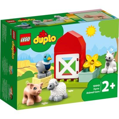 10949 LEGO® DUPLO - Грижа за животните във фермата
