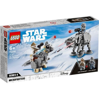 75298 LEGO® STAR WARS - AT-AT срещу Tautaum Microfighters