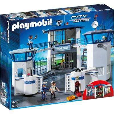 6919 Playmobil - Полицейски участък със затвор