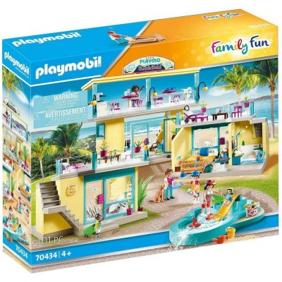 70434 Playmobil - Морски хотел PLAYMO
