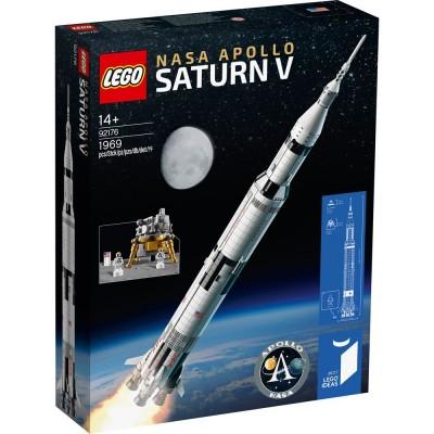 92176 LEGO® IDEAS - NASA APOLLO SATURN V