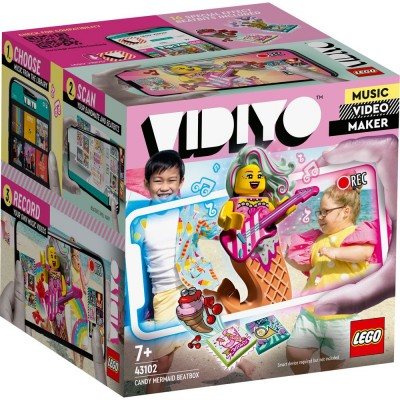43102 LEGO® VIDIYO - Русалката BeatBox