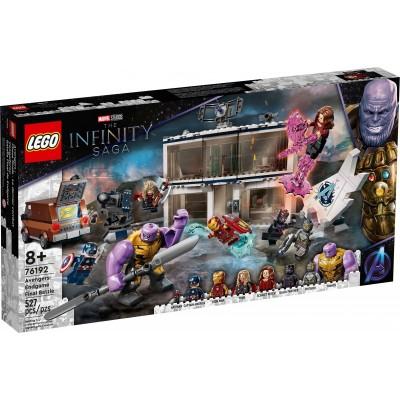 76192 LEGO® Super Heroes Avengers - Avengers: Endgame Последната битка