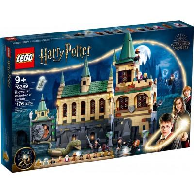 76389 LEGO® Harry Potter - Стаята на тайните в Хогуортс