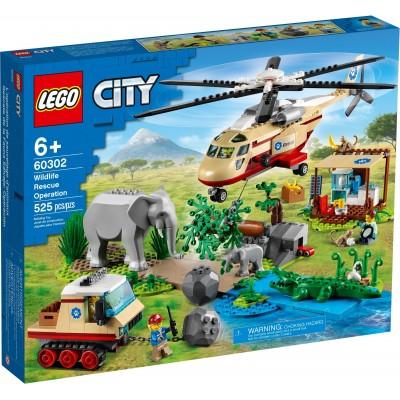 60302 LEGO® CITY - Спасителна операция в дивото