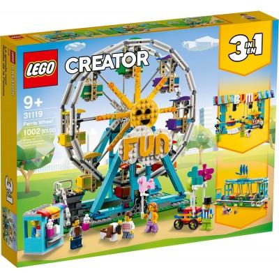 31119 LEGO® CREATOR - Виенско колело ( 3 в 1 )