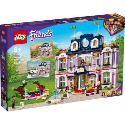 41684 LEGO® FRIENDS - Гранд хотел Хартлейк Сити