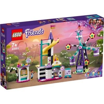 41689  LEGO® FRIENDS - Магическо виенско колело и пързалка