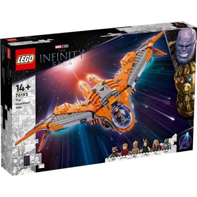 76193 LEGO® Super Heroes - Корабът на пазителите
