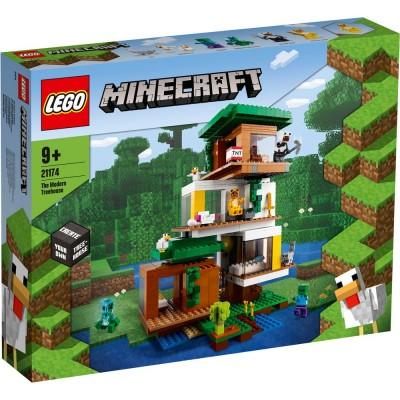 21174 LEGO® Minecraft™ - Модерната дървесна къща