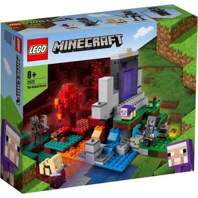 21172 LEGO® Minecraft™ - Разрушеният портал