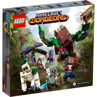 21176 LEGO® Minecraft™ - Ужас в джунглата