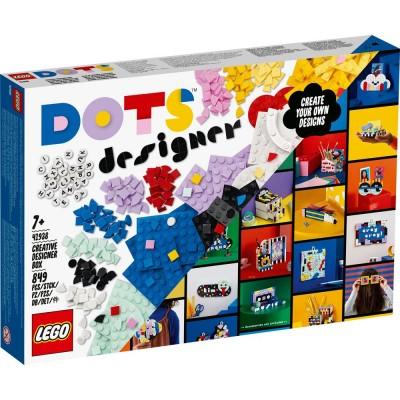 41938 LEGO DOTS - Творческа кутия за дизайнери