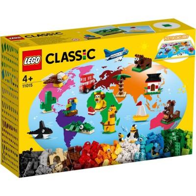 11015 LEGO® CLASSIC - Около света