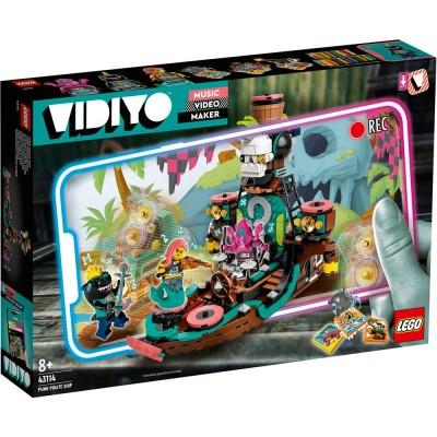 43114 LEGO® VIDIYO™ - Кораба на пирата