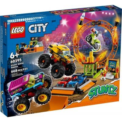 60295 LEGO® CITY - Каскадьорска шоу арена