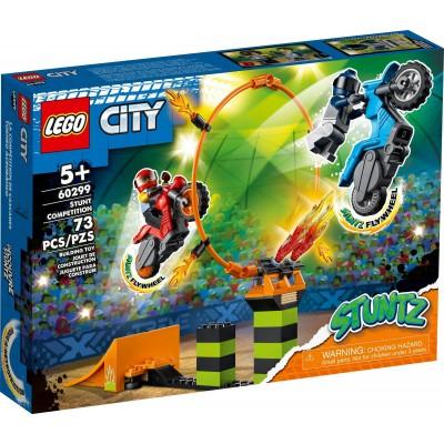 60299 LEGO® CITY - Каскадьорско състезание