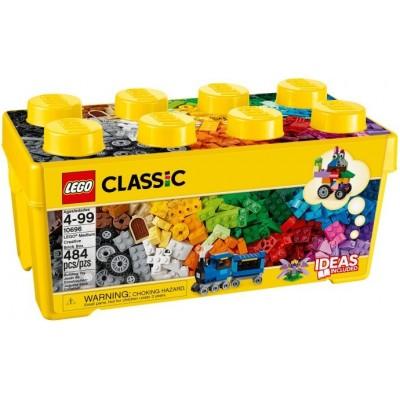 10696 LEGO® CLASSIC - Средна творческа кутия за блокчета