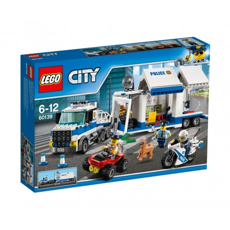 60139 LEGO® CITY Mobile Command Center | Мобилен команден център