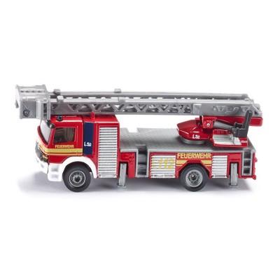 1841 SIKU Пожарен камион със стълба Мерцедес-Бенц