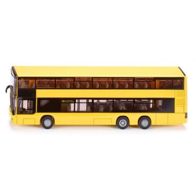 1884 SIKU Двуетажен автобус MAN