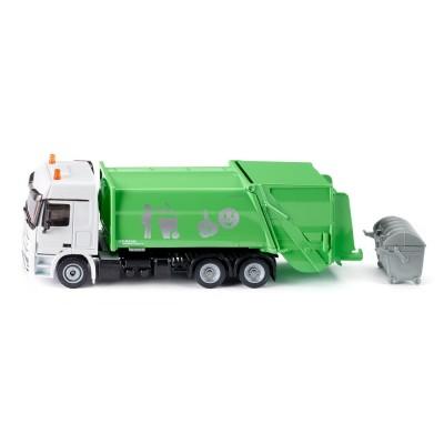 2938 SIKU Mercedes-Actros камион за събиране на отпадъци