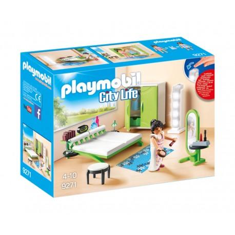 9271 Playmobil - Спалня
