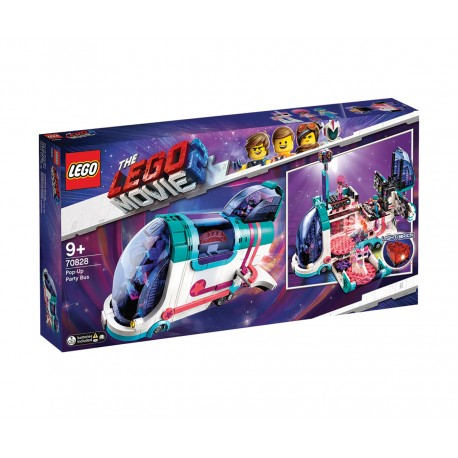 70828 LEGO Movie 2 - Парти автобус