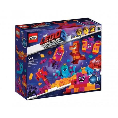 70825 LEGO Movie 2 - Строителната кутия на Кралица КакватоИскаДае