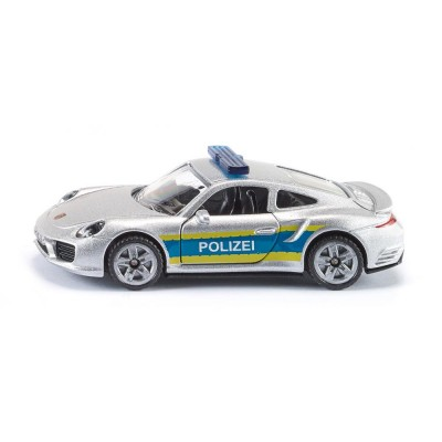 1528 SIKU Porsche 911 Магистрална полиция