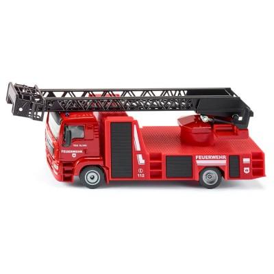 2114 SIKU Пожарен камион MAN със стълба